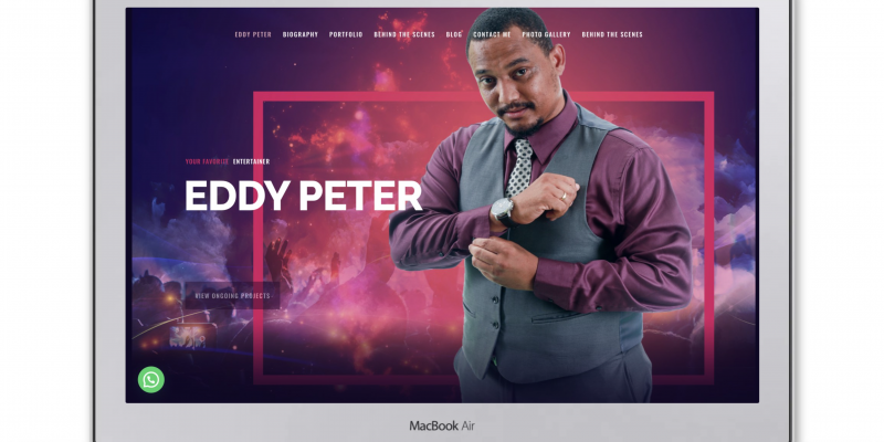 Eddy Peter - Eddy Peter