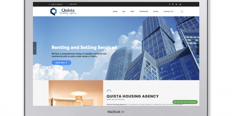 Home - Quista Housing Agency