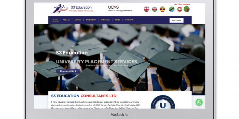 Home - S3 Education Consultants Ltd
