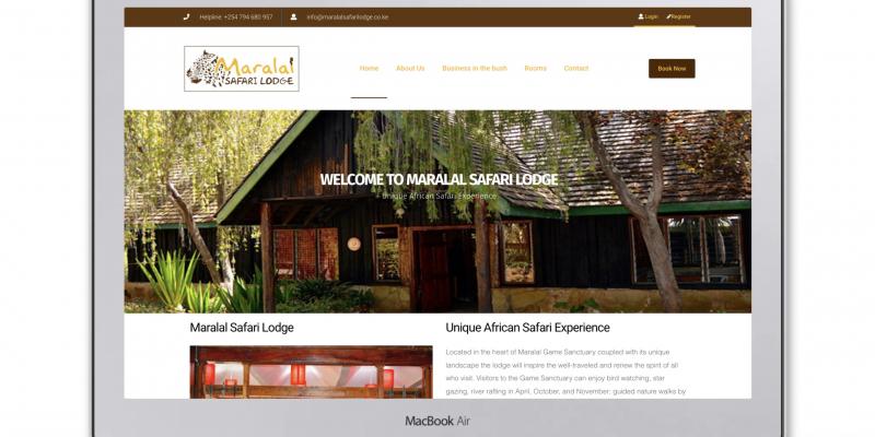 Maralal Safari Lodge – Unique African Safari Experience