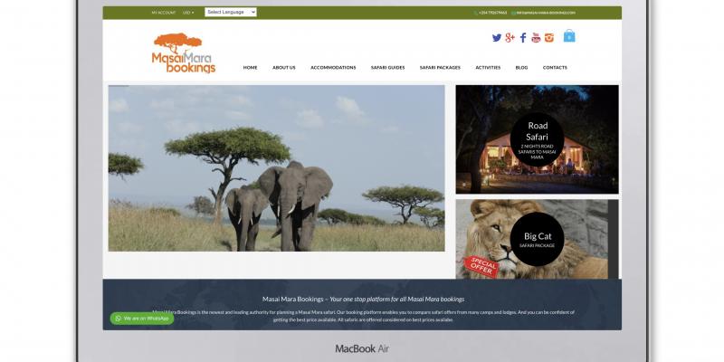 Masai Mara Bookings - For great savings and great safari