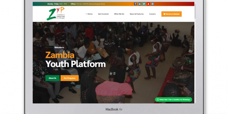 Zambia Platform – Social, Economic and Political emancipation of Youth