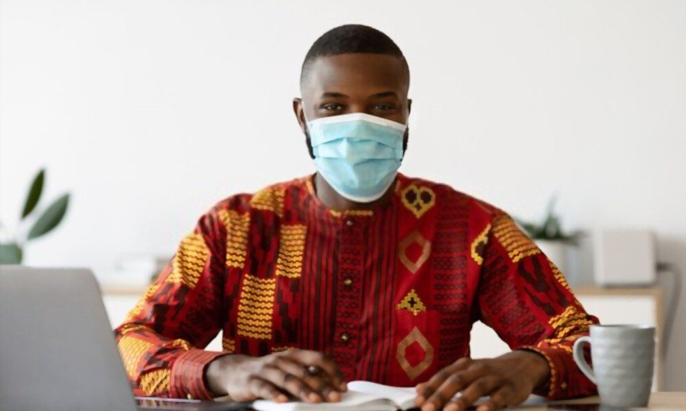 workplace in the pandemic